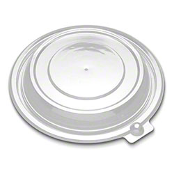 TBL 32 32oz Round Clear LId  4/75